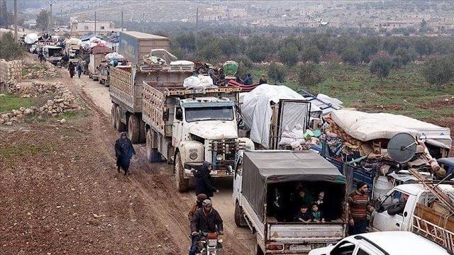 Pemerintahan Rezim Suriah Assad dan Kroninya Langgar Gencatan Senjata