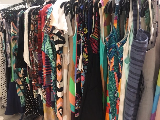 Madison Avenue Spy: Inside the Mara Hoffman Sample Sale
