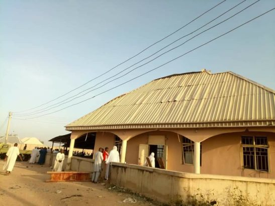 30 confirmed dead in Adamawa Mosque bomb blast by a teenage suicide bomber (photos)