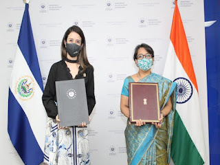 India & El Salvador held Third Foreign Office Consultations