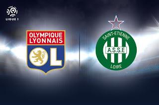 مشاهدة مباراة ليون وسانت إيتيان بث مباشر بتاريخ 23-11-2018 الدوري الفرنسي