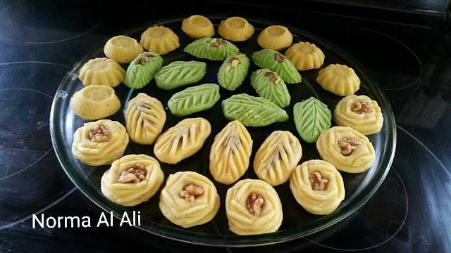 ملف مميز لمخبوزات عيد الفطر المبارك