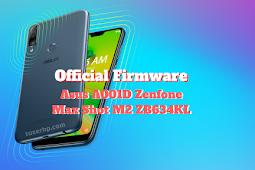 Firmware Asus A001D Zenfone Max Shot M2 (ZB634KL)