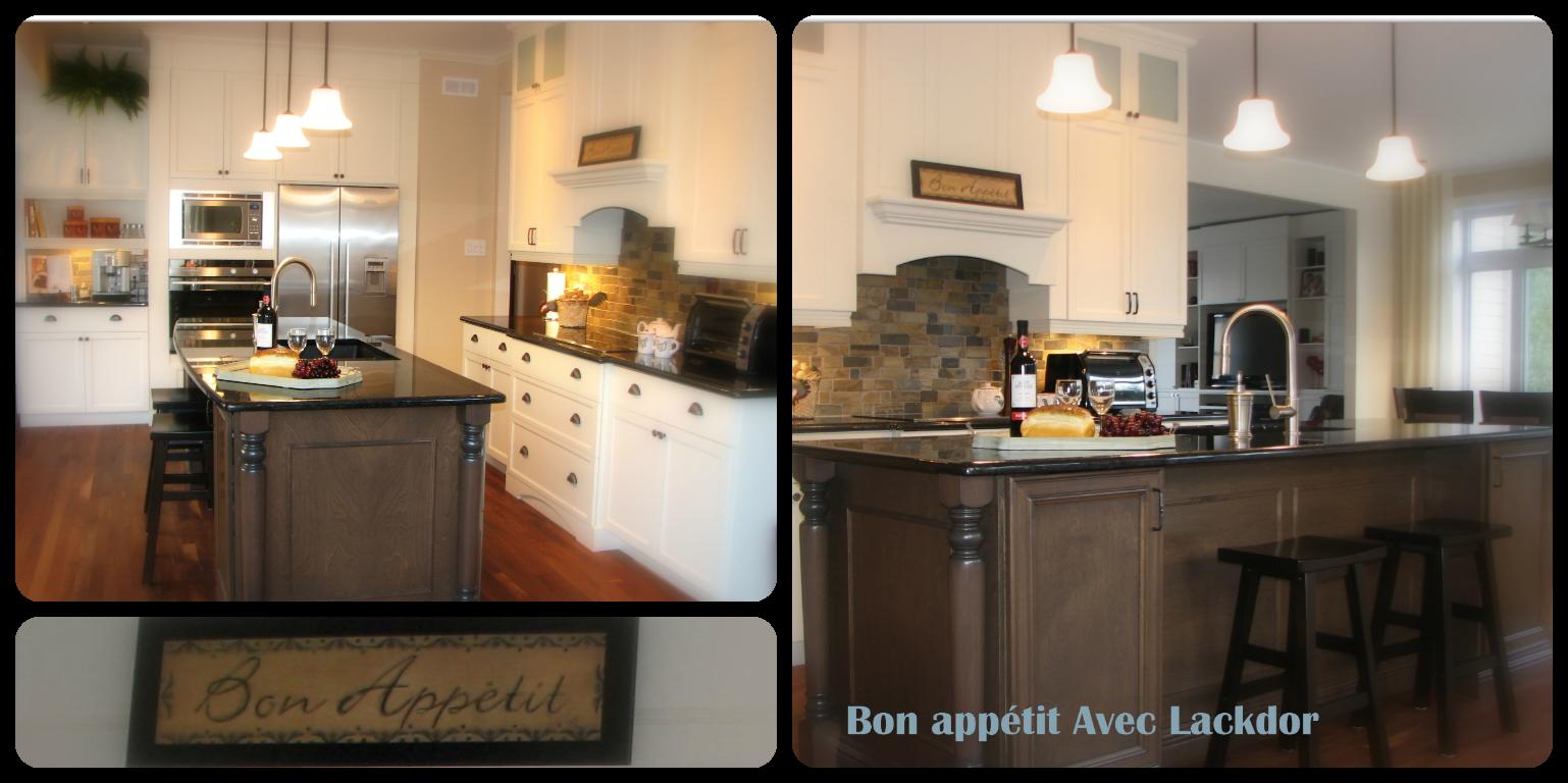 Cuisine en bois moderne cuisine gravouille cuisines for Cuisine gravouille