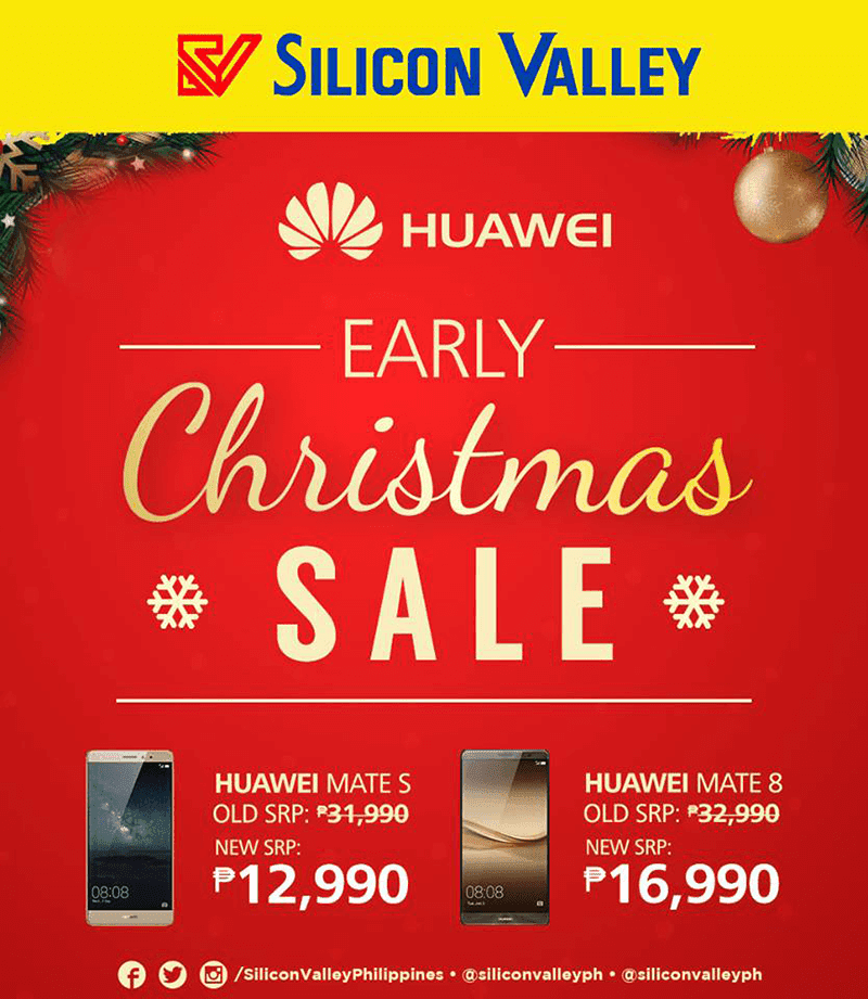 Sale Alert: Huawei Mate 8 is down to just PHP 16,990!