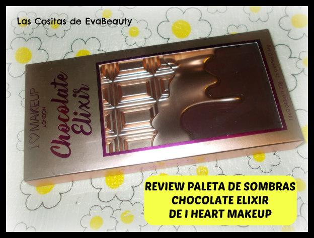 swatches chocolate elixir i heart makeup