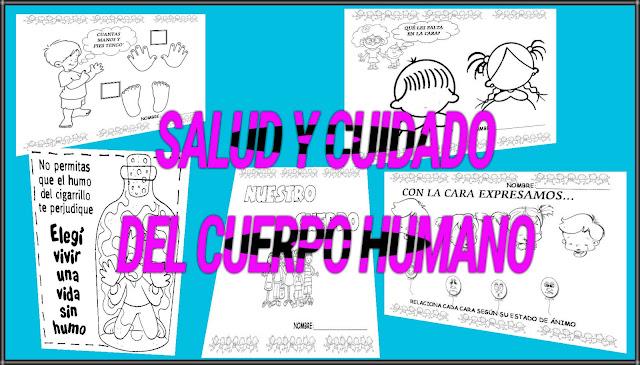 SALUD Y CUIDADO DEL CUERPO HUMANO