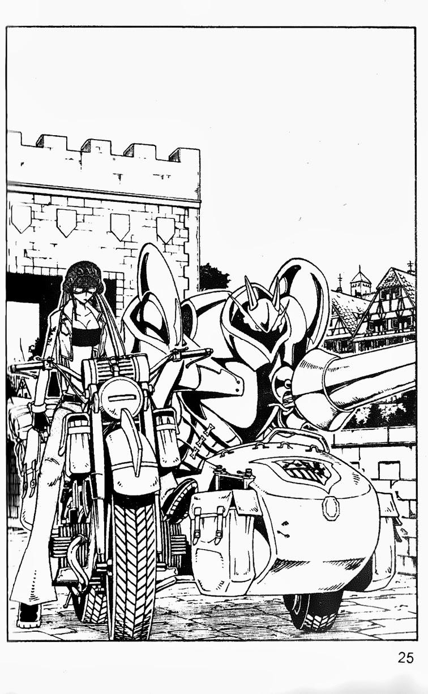 Shaman King [Vua pháp thuật] chap 155 trang 2