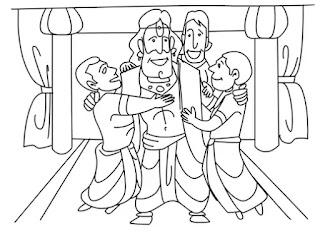 Mahabharat-hindi-kahani-story-Dhritarashtra-ke-Janam-Ki-Vidura-Birth-pandav-janam-katha-sons-of-vyas
