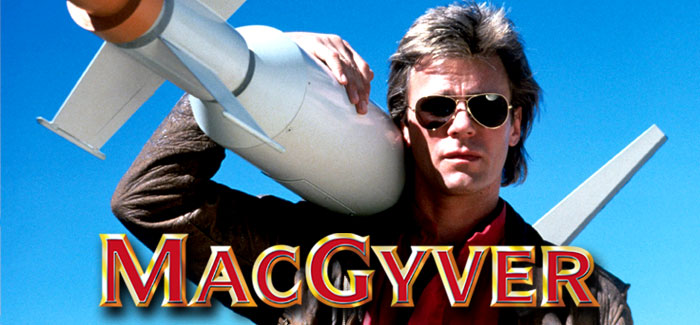 MacGyver Serie de television 1985