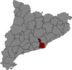 Comarca Baix Llobregat