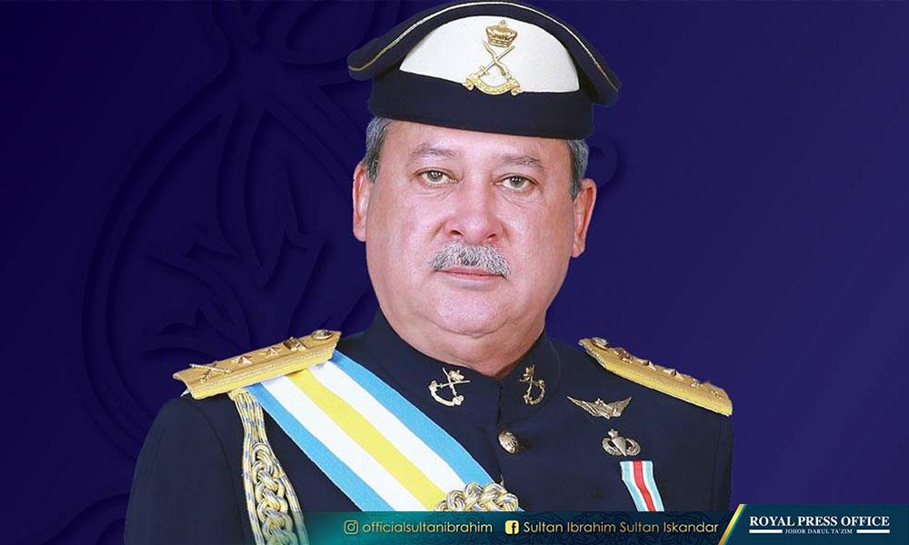 Sultan Johor Gesa Jangan Buang Masa, PM Baru Harus Dilantik Hari Ini Dan Minta Suara Rakyat Dihormati