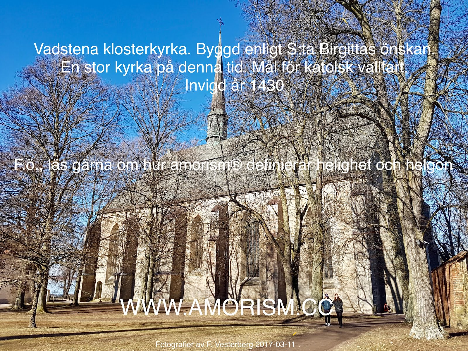 Bild Vadstena klosterkyrka