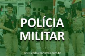 Saiu novo edital da Polícia Militar com vagas para oficiais. Salário de R$ 7 mil