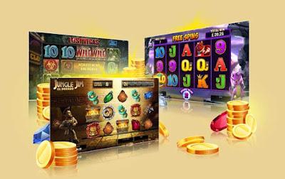 Permainan Slot Online Joker123 Situs Judi Slot Maniacslot Bonus Menarik Dan Bonus Deposit Melimpah