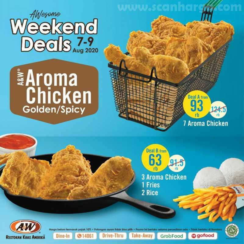 AW Weekend Deals