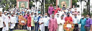 দিনাজপুরে বাংলাদেশ আওয়ামীলীগের প্রতিষ্ঠা বার্ষিকী পালিত