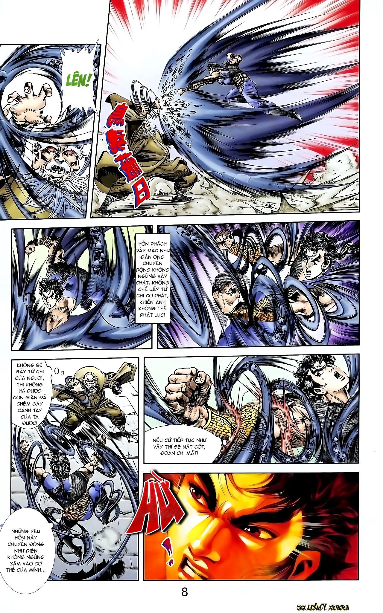 Cơ Phát Khai Chu Bản chapter 125 trang 19