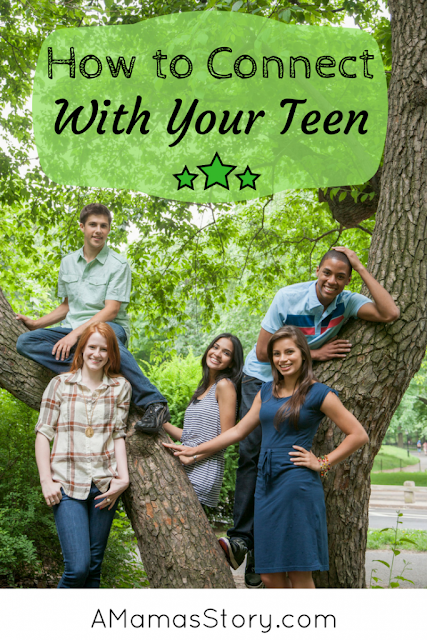 How to connect with your teen