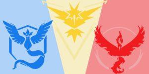 Cara Memilih Tim Yang Tepat di Pokemon Go