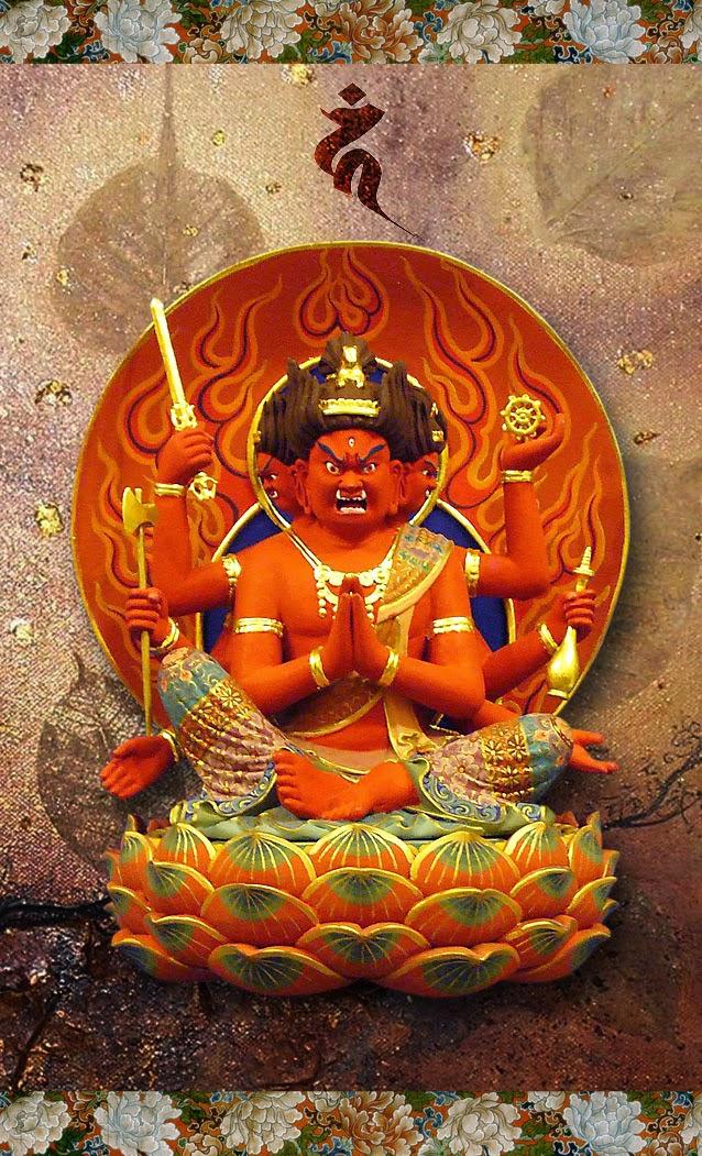 佛牌力量: 西藏神佛世界