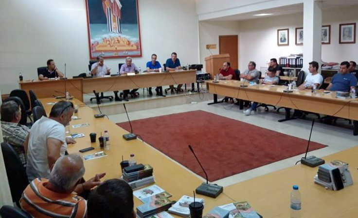 Περιφερειακή συνάντηση της ΚΟΜΑΘ στο Διδυμότειχο για τους Κυνηγετικούς Συλλόγους Θράκης