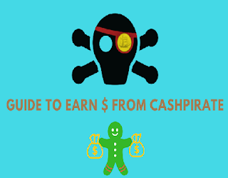 Earn Money Online with CashPirate