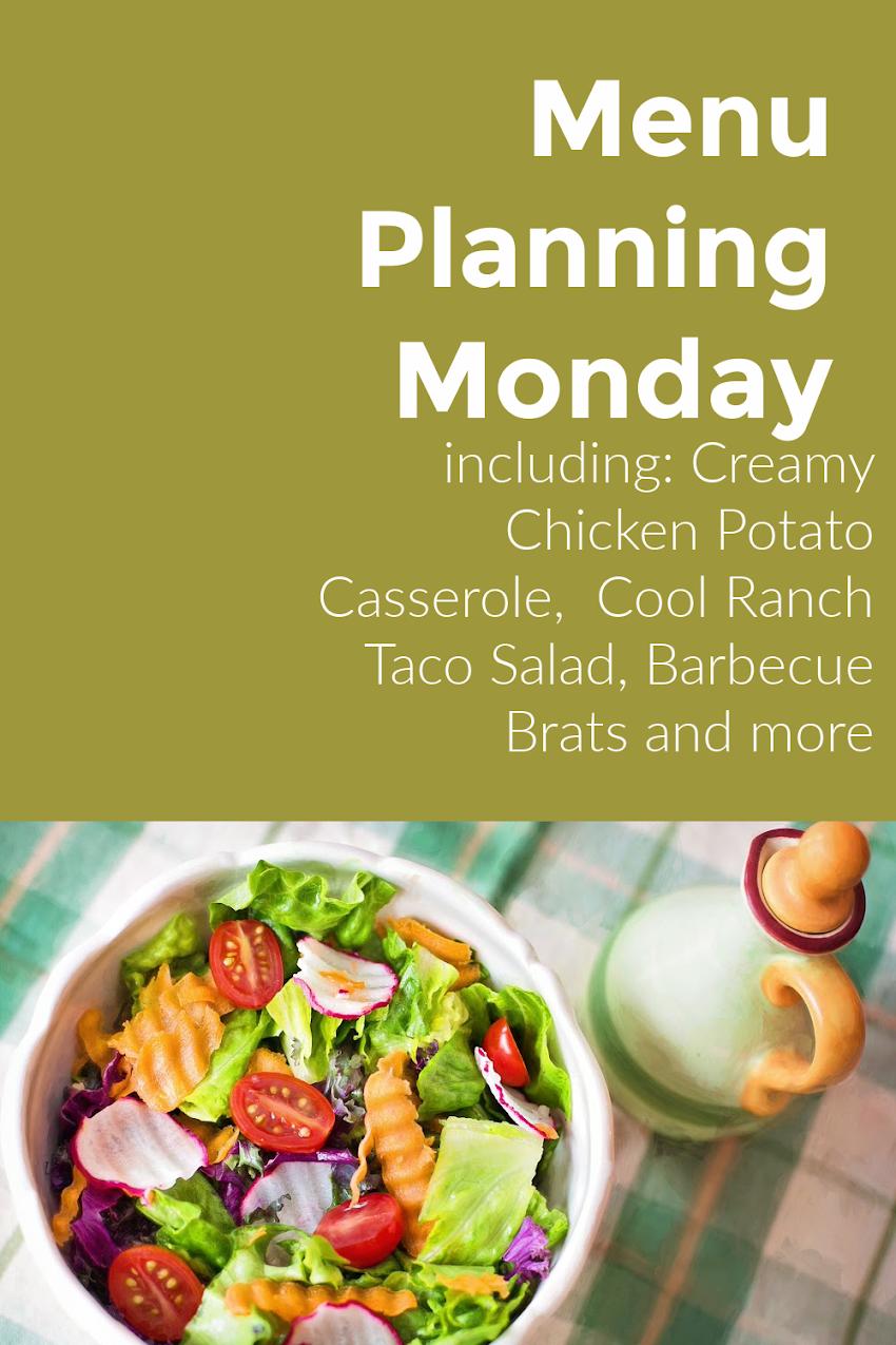 Meal Plan Monday: 6/21