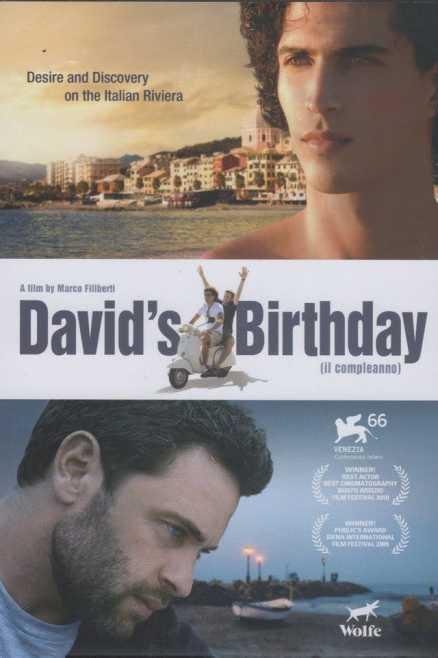 POSTER: El Cumpleaños de David - PELICULA - 2009