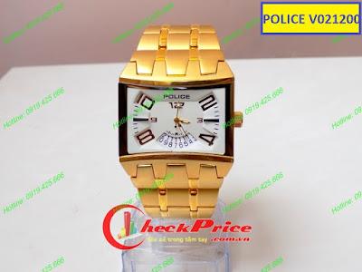 đồng hồ đeo tay police