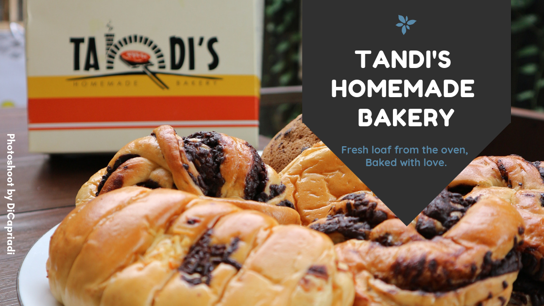 Roti Tandi's Homemade Bakery