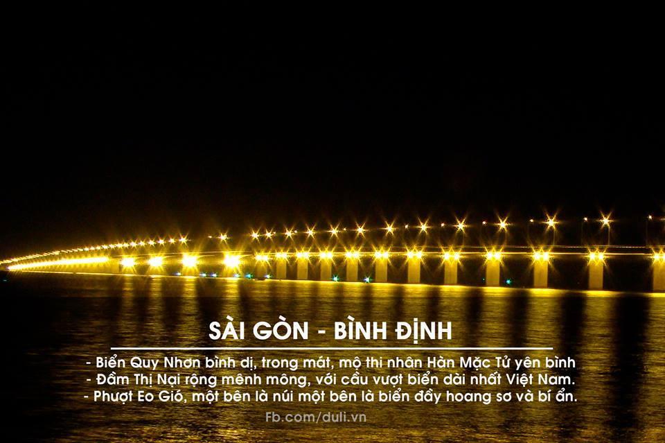 Sài Gòn - Bình Định