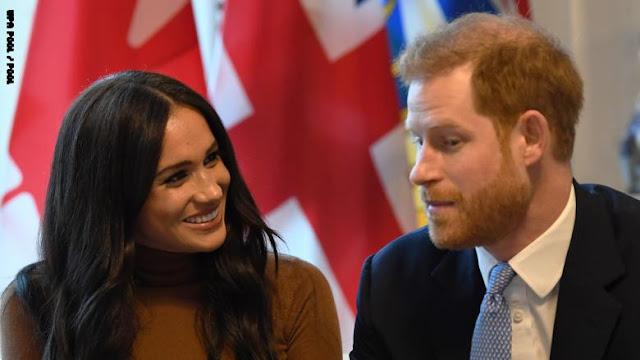 """ملكة بريطانيا: العائلة تدعم قرار الأمير هاري وميغان ماركل وهناك """"فترة انتقالية"""""""