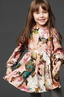 model batik anak perempuan umur 3 tahun