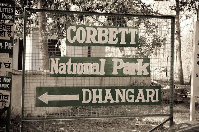 जिम कॉर्बेट नेशनल पार्क