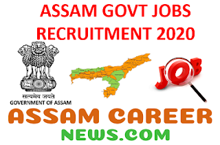 Deputy Commissioner recruitment 2020: Apply fo Revenue Sheristadar post- Assam Career news