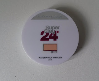 Sunkissed Summer Tag poudre superstay maybelline