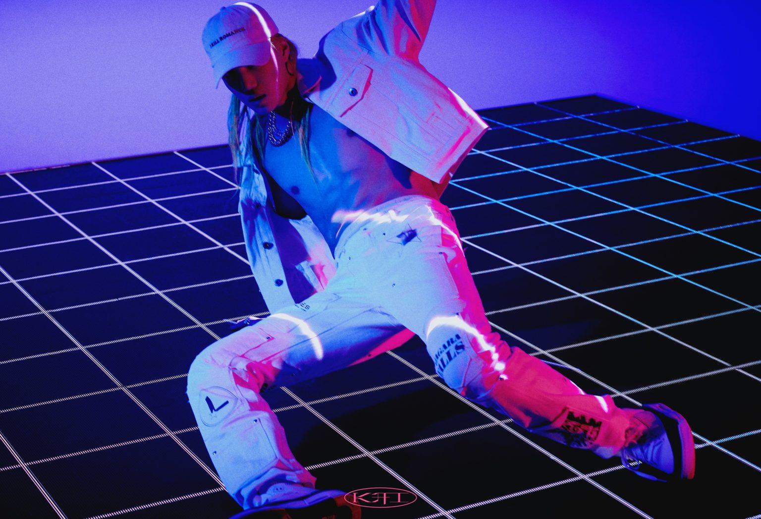 EXO's Kai Shows an Eccentric Style in The Solo Debut Album Teaser