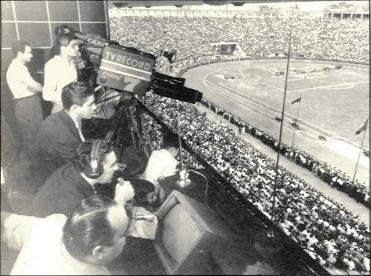 ÊHMB De Olho Na TV: HISTÓRIA: Futebol na Telinha - 1ª Parte
