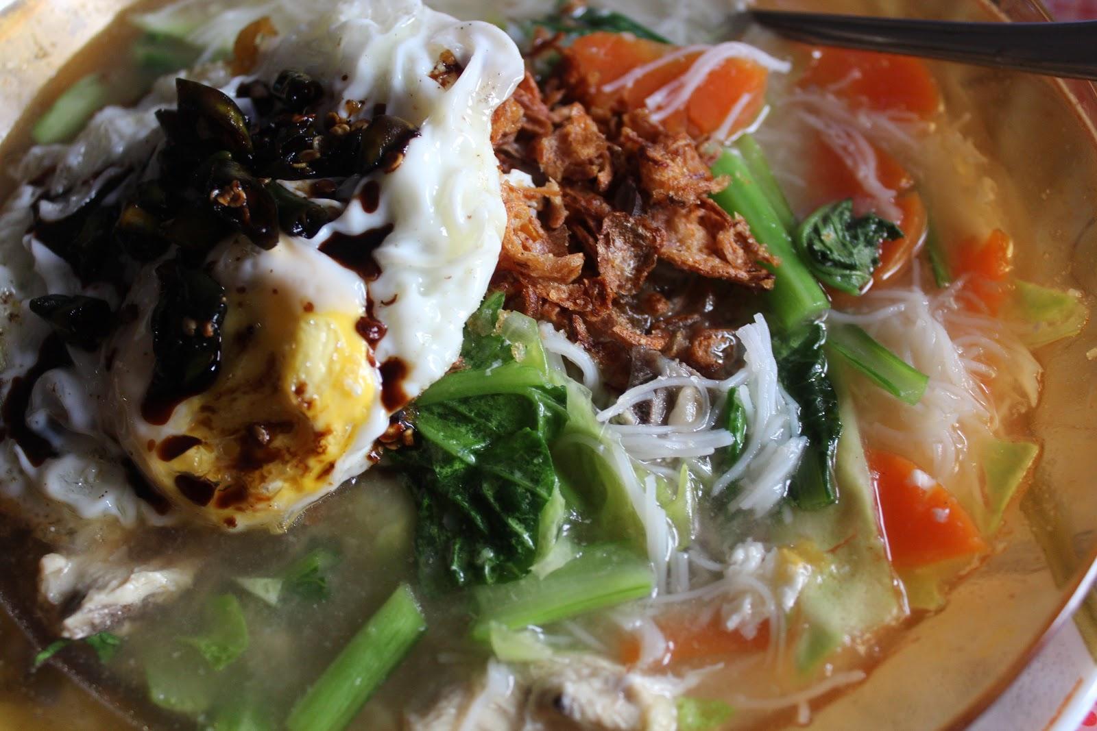 resepi bihun  siam mudah  sedap resepi ibunda Resepi Sup Ikan Dowry Enak dan Mudah
