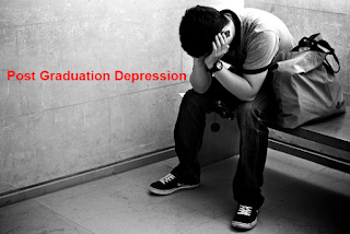 4 Signs You Are Having a Post-Graduation Depression