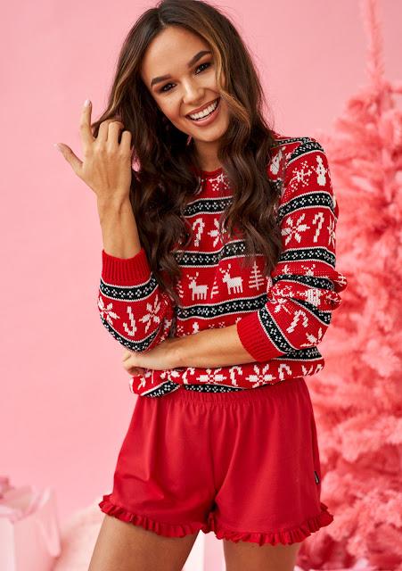 Ubraniowe propozycje na świąteczną stylizację i prezent pod choinkę