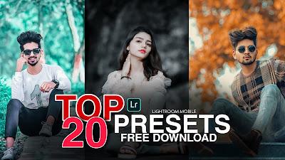 top 20 presets download