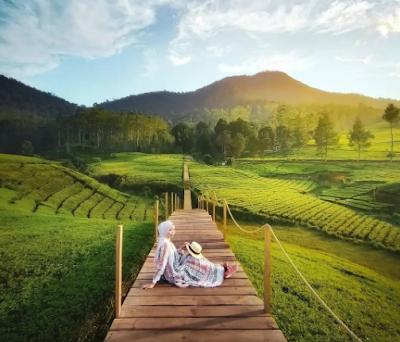 Keindahan Wisata Alam Nuansa Riung Gunung Pangalengan
