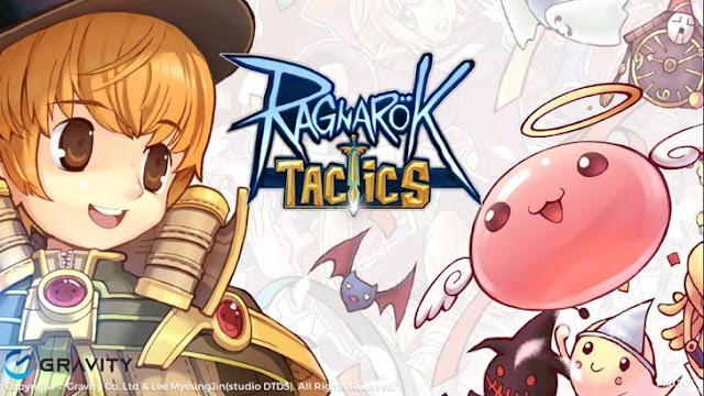 Ragnarok Tactics Pre-Registration Now Open Ranneveryday