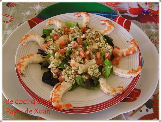 Be cocina en el payar de xuan ensalada de aprovechamiento for Cocina de aprovechamiento