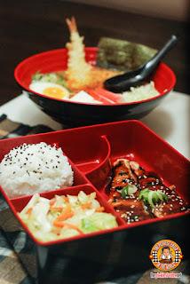 Tokyo Tokyo Grilled Salmon