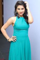 Priya Singh in a sleeveless Green Gown at Manasainodu music launch 011.08.2017 ~ Exclusive Celebrity Galleries 032.JPG