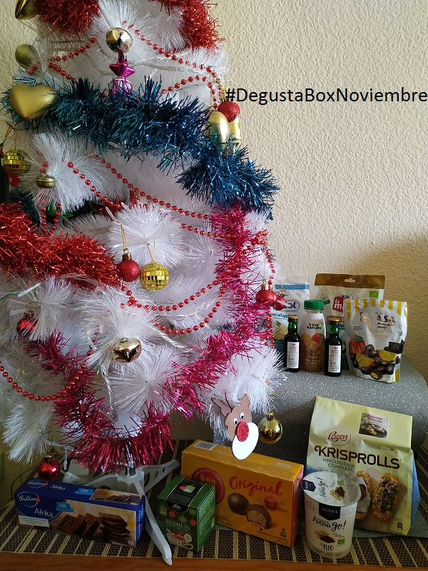 #DegustaBoxNoviembre, sección Navidad