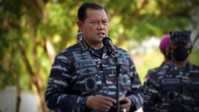 Yudo Margono Sebut Tugas Prajurit di Perbatasan Indonesia adalah Kehormatan Menjaga Kedaulatan